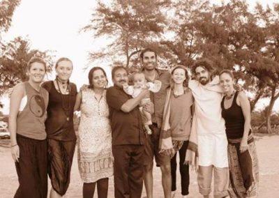 guruji family