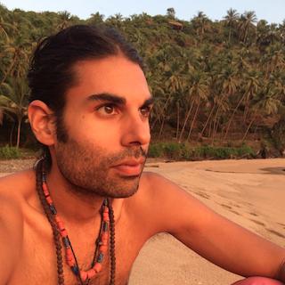 Guruji Aryavrat (Bobby G)