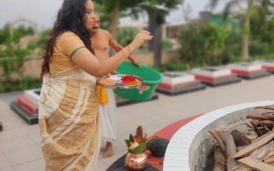 Seva and Dharma – Satsang with Guruji Maharaj and Guruma Dipti