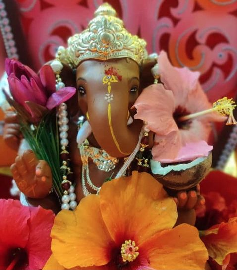 Celebrating the remover of obstacles – Lord Ganesha